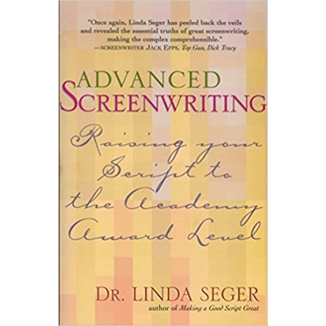USED || SEGER / ADVANCED SCREENWRITING