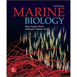 USED || CASTRO / MARINE BIOLOGY