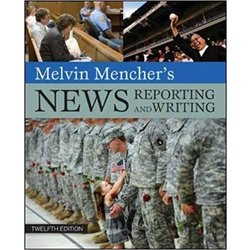 NEW || MENCHER / MELVIN MENCHER'S NEWS REPORTING & WRITING
