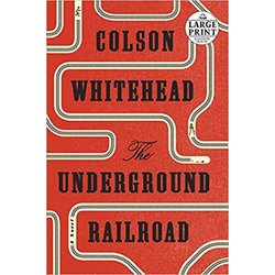 NEW || WHITEHEAD / UNDERGROUND RAILROAD (DIVERSIFIED PUB)