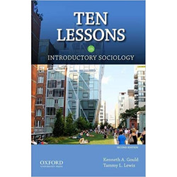 USED (RHC) || GOULD / TEN LESSONS INTRO SOC