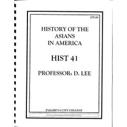 NEW || LEE / HISTORY 41 READER (PURCHASE ONLY)