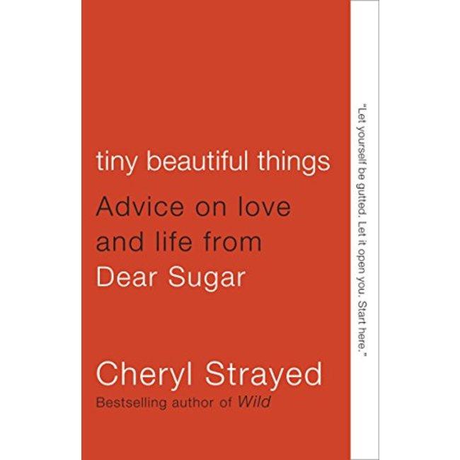 USED    STRAYED / TINY BEAUTIFUL THINGS