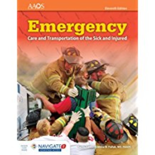 Used| AAOS / EMERGENCY CARE (W/ASMT ACCESS)| Instructor: RICKMAN