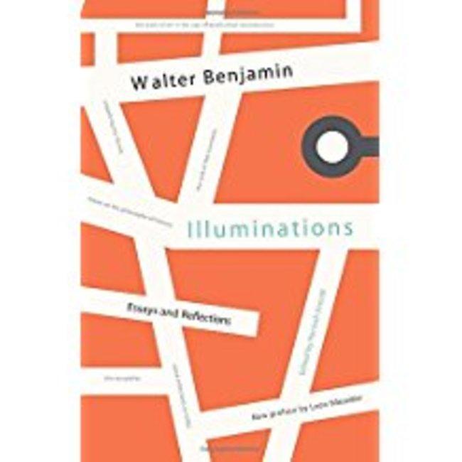 NEW || BENJAMIN / ILLUMINATIONS W/NEW PREFACE