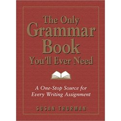 NEW || THURMAN / ONLY GRAMMAR BOOK YOU'LL EVER NEED