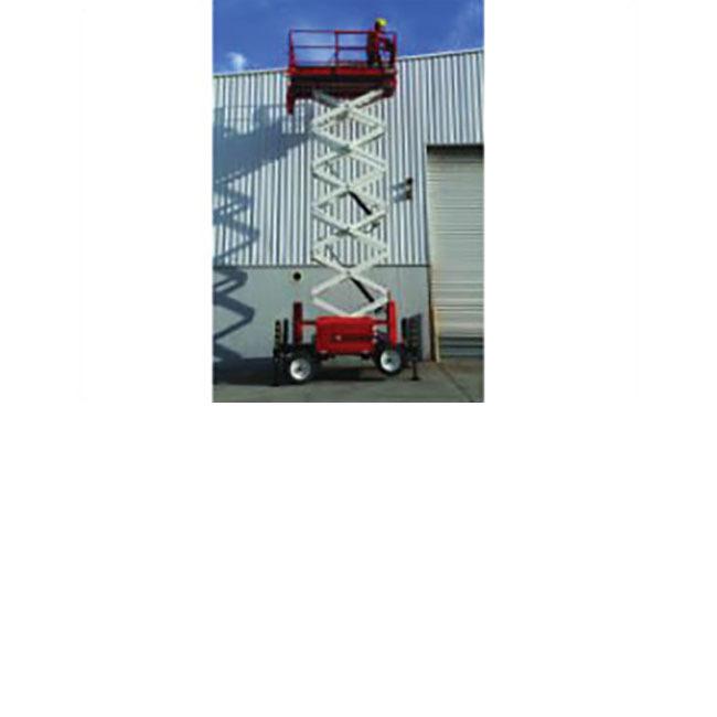 SNORKEL SR3970RT R/T Scissorlift, 39', 70