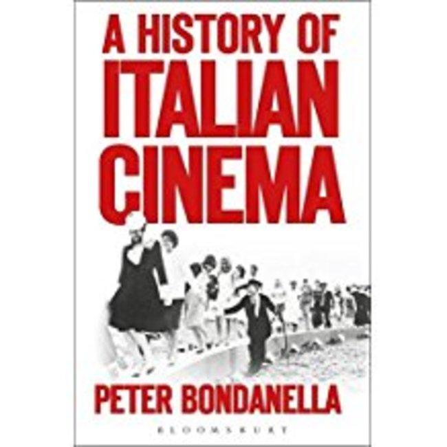 USED    BONDANELLA / HISTORY OF ITALIAN CINEMA