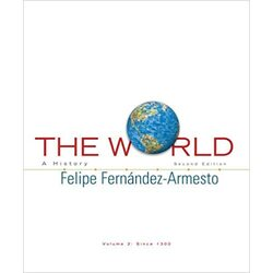 USED || FERNANDEZ / THE WORLD V-2 PA ED-2