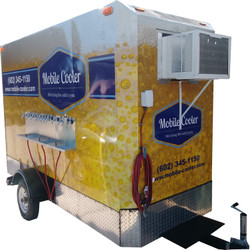4' x 10' Beer Wagon