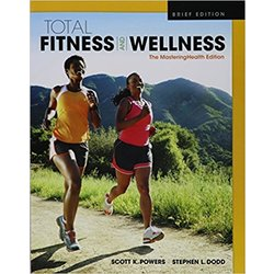 USED || POWERS / TOTAL FITNESS & WELLNESS BRIEF ED