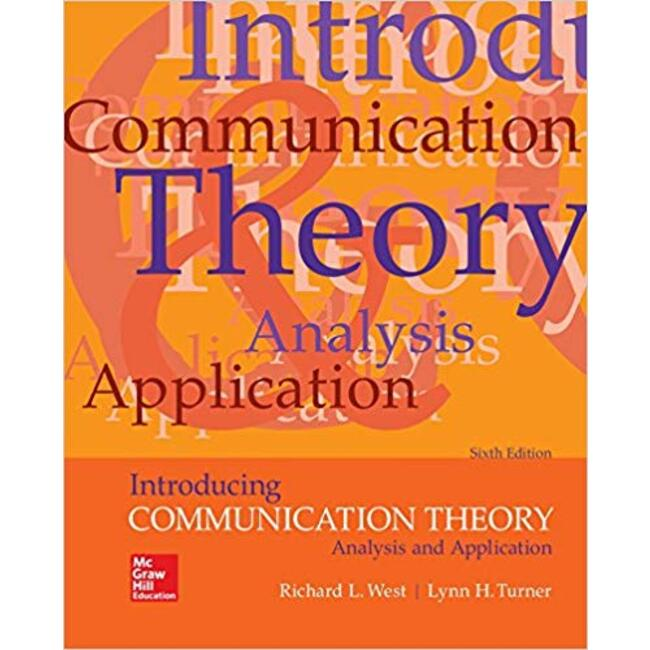 NEW || WEST / INTRO COMM THEORY