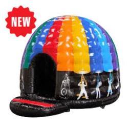 18' x 20' X 24' Disco Dome