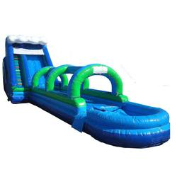 24ft Waterslide and Slip N Slide *COMBO*