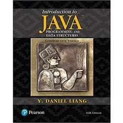 NEW || LIANG / INTRO TO JAVA