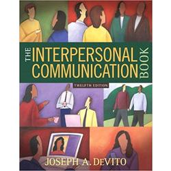 USED || DEVITO / INTERPERSONAL COMMUNICATION 12th