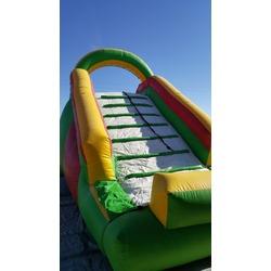 Wet Multi-color Slide