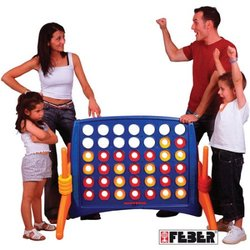 Outdoor Oversized Connect 4
