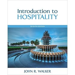 USED || WALKER / INTRO TO HOSPITALITY