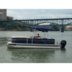 24'  Pontoon 8 Person MAX Capacity