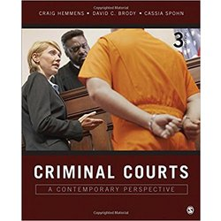 NEW || HEMMENS / CRIMINAL COURTS