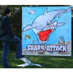 Carnival Game - Shark Attack
