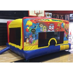 Toddler Bounce - Indoor/Outdoor