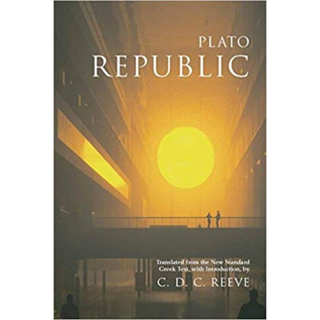 NEW || PLATO / REPUBLIC (ED: REEVE)