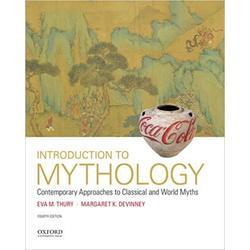 USED    THURY / INTRO TO MYTHOLOGY