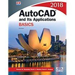Used| SHUMAKER / AUTOCAD & ITS APPL BASIC 2018| Instructor: GRAHAM