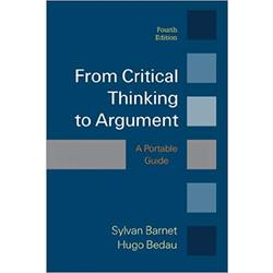 USED || BARNET / FROM CRITICAL THINKING 4th