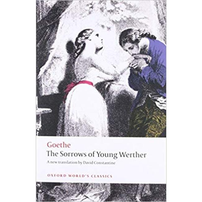 NEW || GOETHE / SORROWS OF YOUNG WERTHER