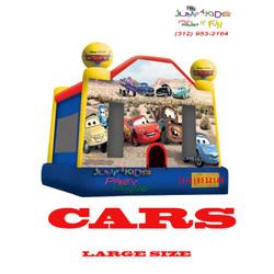 Large Disney Cars Jump