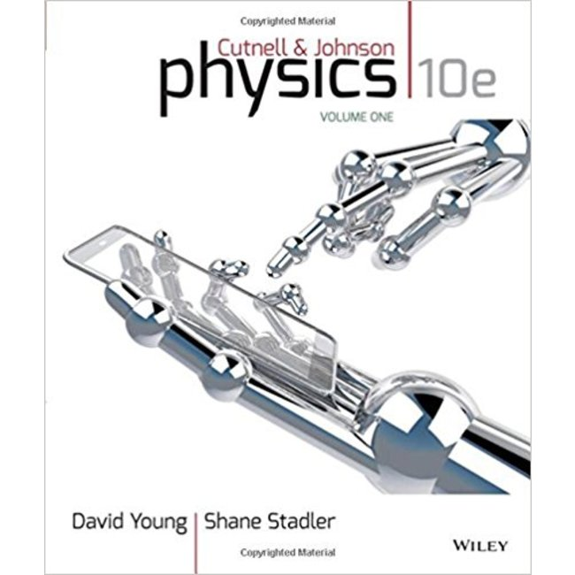 NEW || YOUNG / CUTNELL & JOHNSON PHYSICS VOL 1