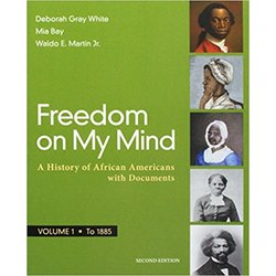 NEW || WHITE / FREEDOM ON MY MIND VOL 1