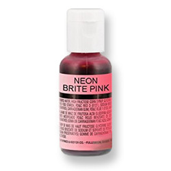 .64oz Airbrush Color ~ Neon Brite Pink