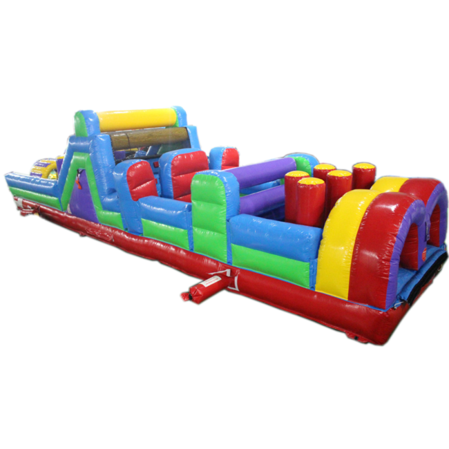 Jubilee Jumper's Obstacle Course