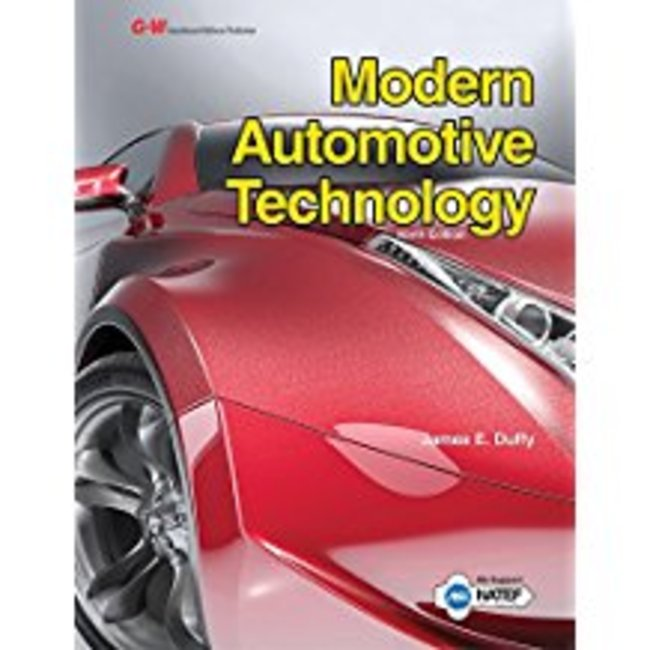 Used  DUFFY / MODERN AUTOMOTIVE TECHNOLOGY  Instructor: DIGHERA
