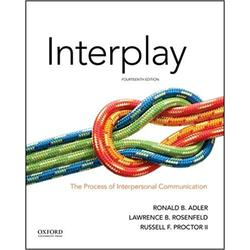 NEW || ADLER / INTERPLAY 14th