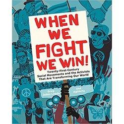 NEW    JOBIN-LEEDS / WHEN WE FIGHT WE WIN!