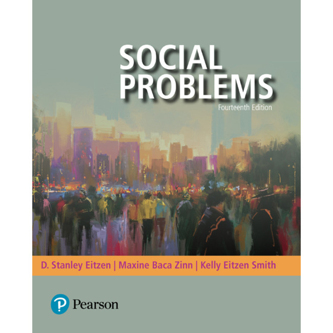 NEW || EITZEN / SOCIAL PROBLEMS 14th (LOOSE-LEAF)