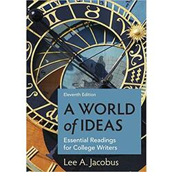 NEW || JACOBUS / WORLD OF IDEAS 11th