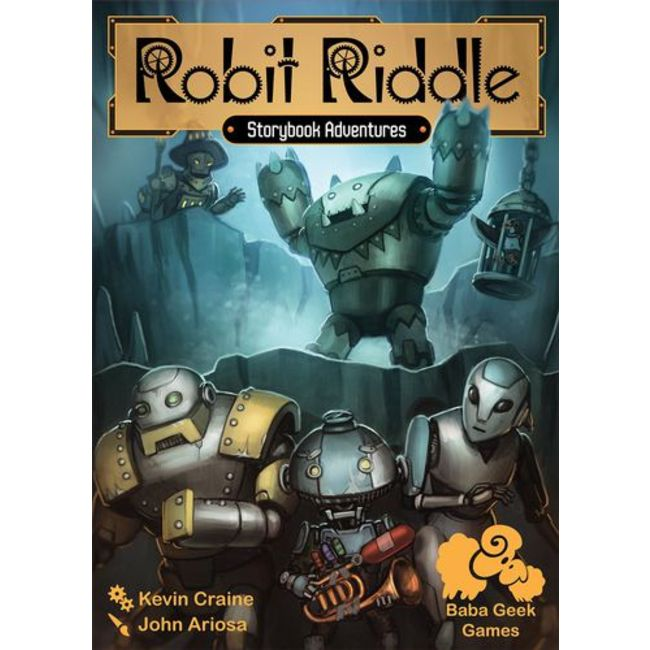 Robit Riddle Storybook Adventures