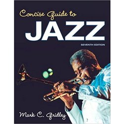 USED || GRIDLEY / CONCISE GUIDE TO JAZZ
