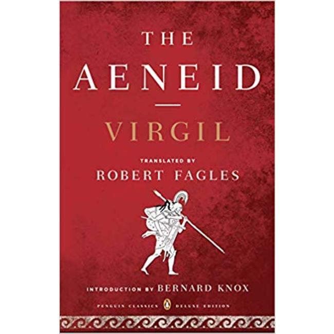 USED || VIRGIL / AENEID (TRANS: FAGLES)(INTRO: KNOX)