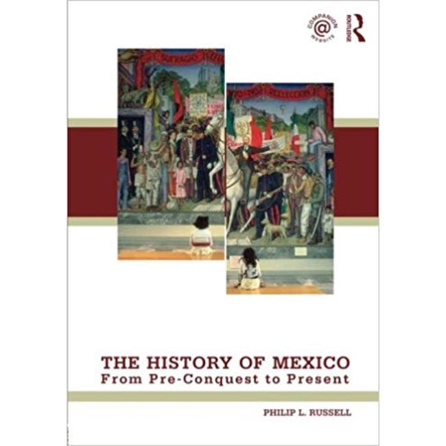 [DAMAGED] || RUSSELL / HISTORY OF MEXICO
