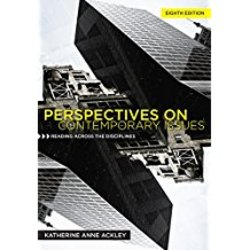 Used| ACKLEY / PERSPECTIVES ON CONTEMPORARY ISSUES| Instructor: JEFFREY