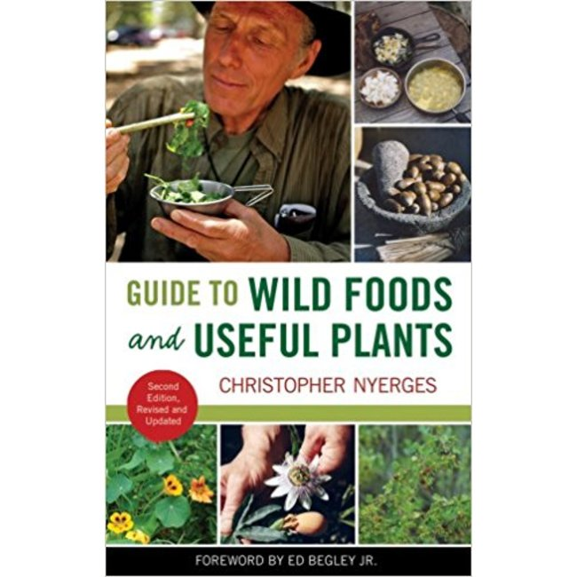 NEW || NYERGES / GUIDE TO WILD FOODS AND USEFUL PLANTS