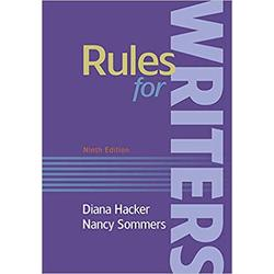 NEW || HACKER / RULES FOR WRITERS (9th NO CODE)