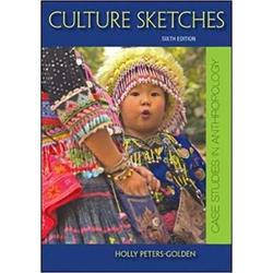 USED || PETERS-GOLDEN / CULTURE SKETCHES